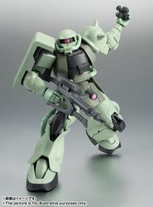 ROBOT魂 MS-06 量産型ザク Ver. A.N.I.M.E. 4