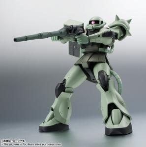 ROBOT魂 MS-06 量産型ザク Ver. A.N.I.M.E. 3