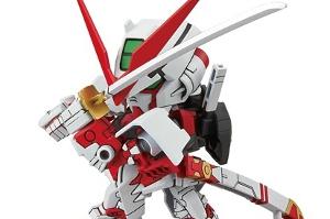 SD GUNDAM EX-STANDARD ガンダムアストレイレッドフレームt1