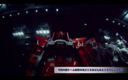 「Competition of NEW GUNDAM -RED or WHITE-」の制作インタビュー映像2