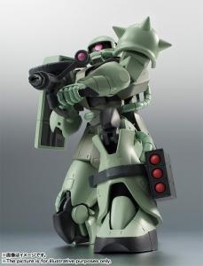 ROBOT魂 MS-06 量産型ザク Ver. A.N.I.M.E. 15