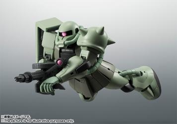 ROBOT魂 MS-06 量産型ザク Ver. A.N.I.M.E. 18