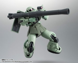 ROBOT魂 MS-06 量産型ザク Ver. A.N.I.M.E. 17