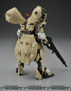 HG 機動戦士ガンダム 鉄血のオルフェンズ 新MS B (仮)のテストショット写真2