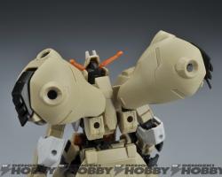 HG 機動戦士ガンダム 鉄血のオルフェンズ 新MS B (仮)のテストショット写真5