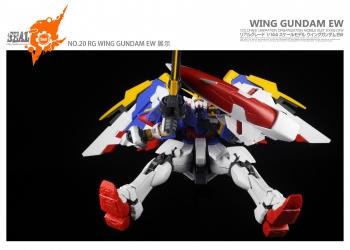 RG XXXG-01W ウイングガンダム EWのレビュー8