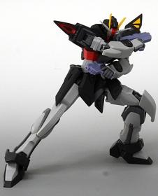「ROBOT魂 〈SIDE MS〉 ストライクノワール」商品サンプルレビュー005