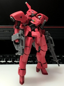 HG 流星号(グレイズ改弐)のテストショット写真1