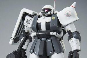 MG MS-06R-1A エリック・マンスフィールド専用ザクIIt