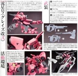 HG 流星号(グレイズ改弐)の説明書画像02