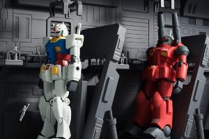 Realistic Model Series HGUCシリーズ用 ホワイトベースカタパルトデッキt