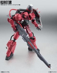ROBOT魂 ガナーザクウォーリア(ルナマリア機)3