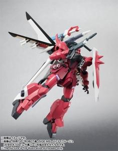 ROBOT魂 ガナーザクウォーリア(ルナマリア機)10