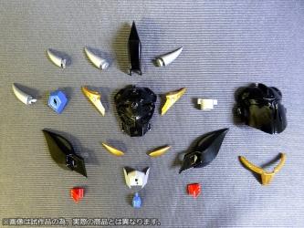 元祖SDガンダムワールド ガンキラー 試作品レビュー02