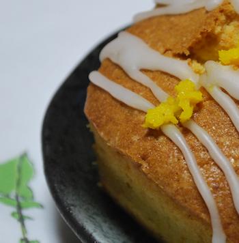 ゆずパウンドケーキ