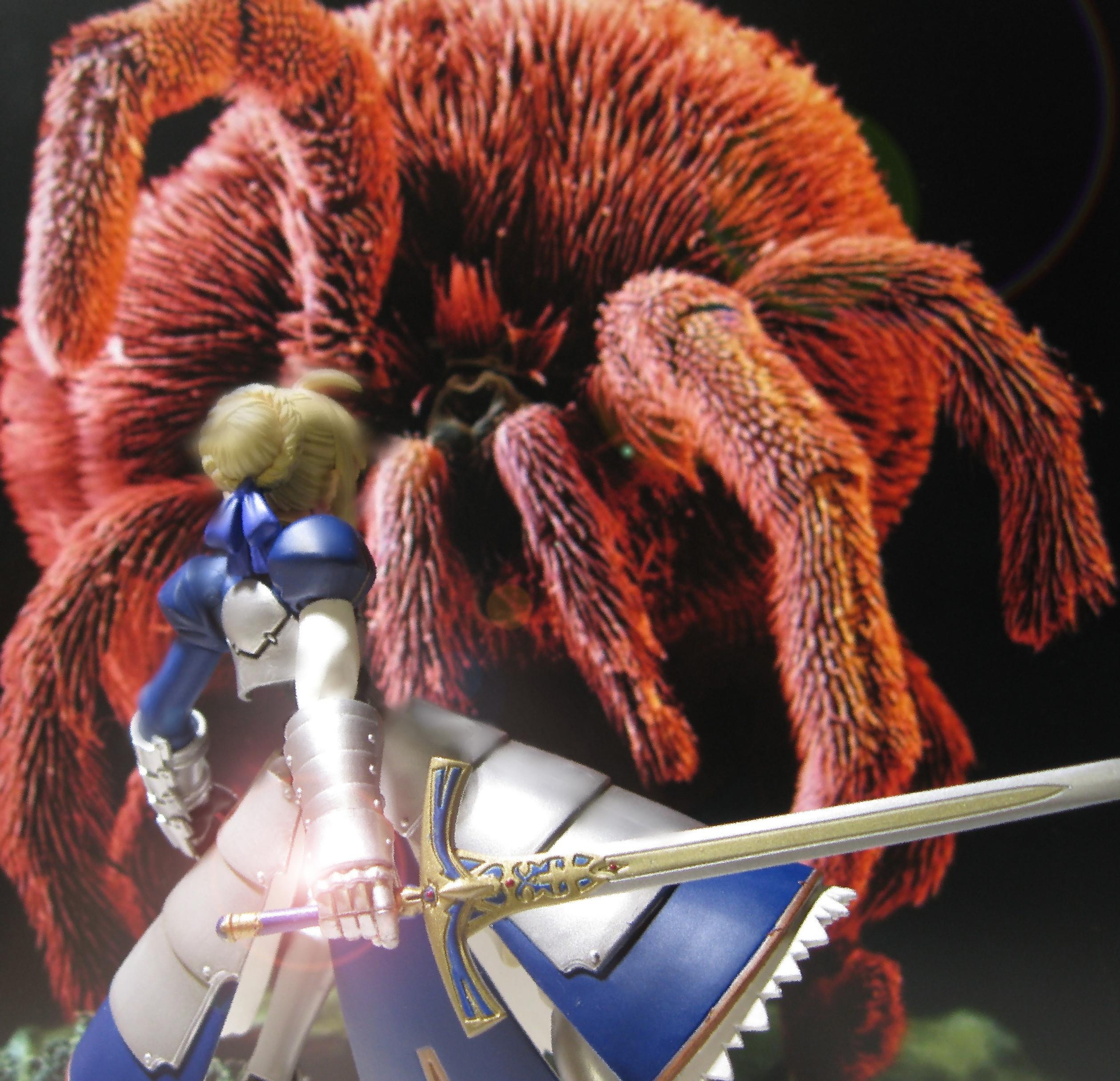 アルトリア・ペンドラゴン Fate/stay night セイバー デジラマ