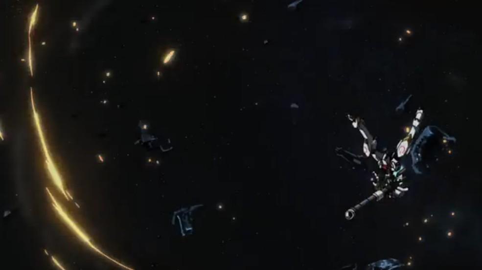 機動戦士ガンダム 鉄血のオルフェンズ 17話 Mobile Suit Gundam: Iron-Blooded Orphans ep17
