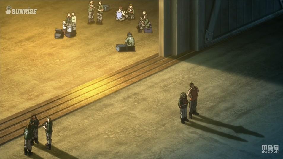 第21話「還るべき場所『機動戦士ガンダム 鉄血のオルフェンズ』 2月28日「ビスケットの日」狙ってた