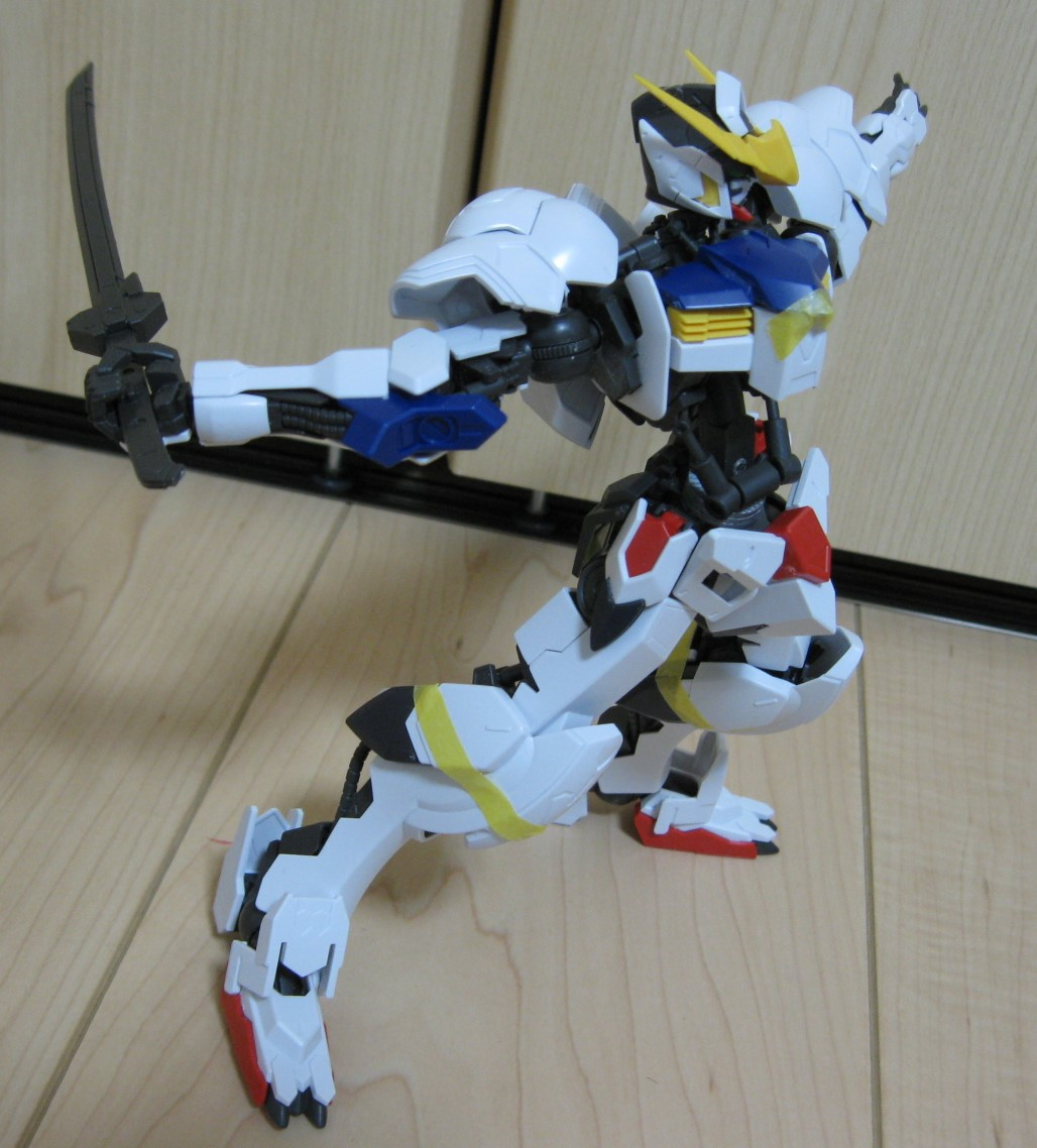 Gundam Barbatos 1/100 ガンダムバルバトス