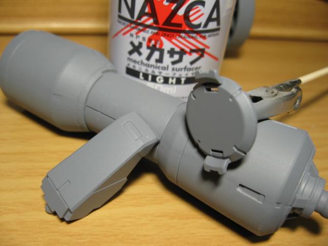 プロユースシンナー NAZCAメカサフ 使ってみた