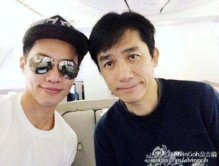 トニーさんと吳吉倫