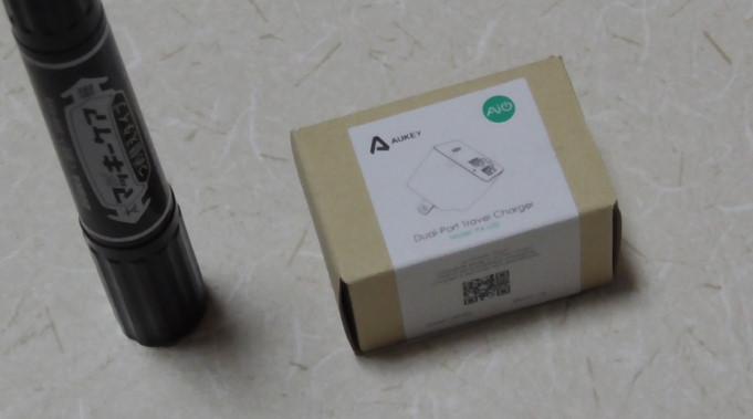 Aukey 充電器PA-U327-53-654