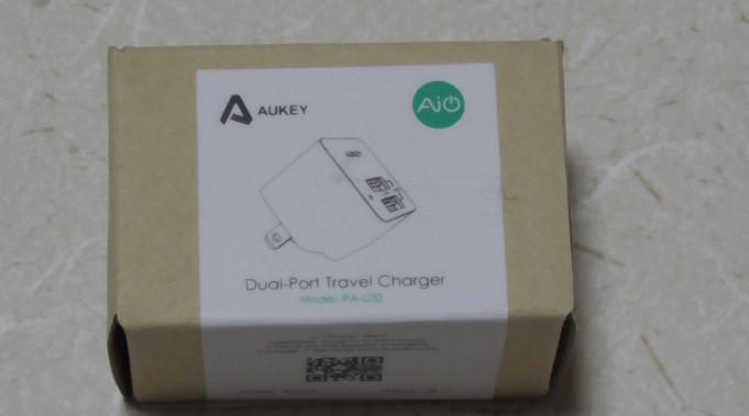 bAukey 充電器PA-U32 04-57-50-081