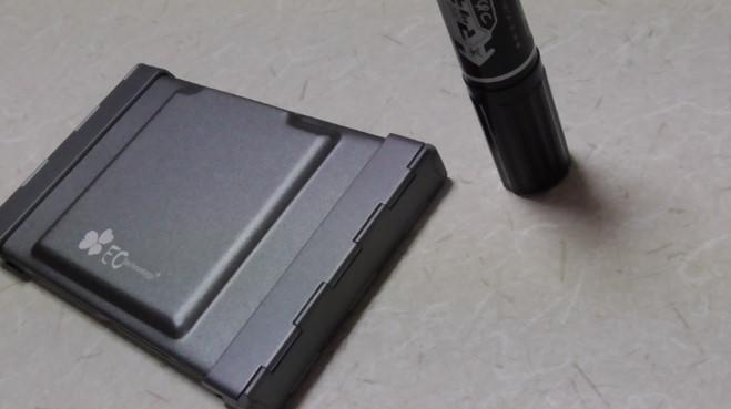 EC Technologyの小型Bluetoothキーボード26-10-128