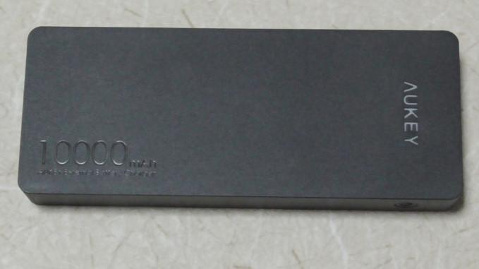 Aukeyモバイルバッテリー10000mAhPB-T4 22-34-04-806
