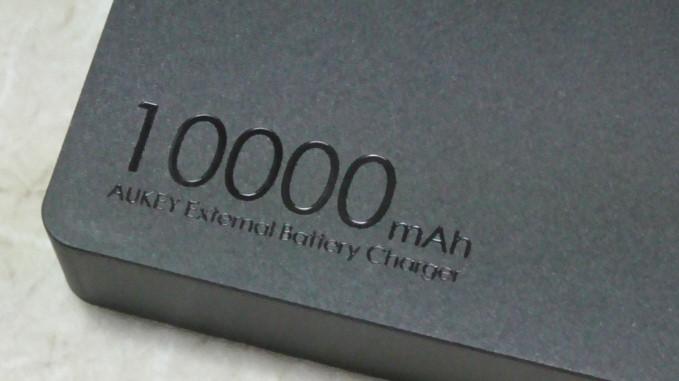 Aukeyモバイルバッテリー10000mAhPB-T422-34-05-814