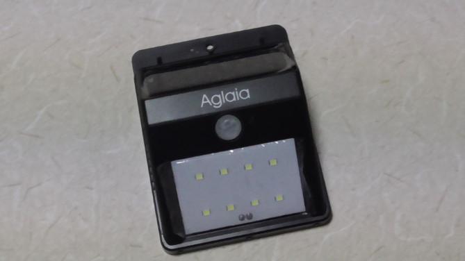 Aukeyの人感センサー8LEDライトのレビュー6 04-39-10-280