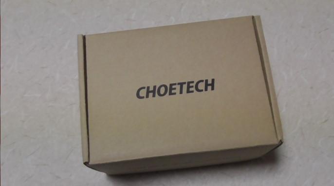 CHOETECHのスタンド式ワイヤレス充電器をレビューT516-W 02-14-08-553