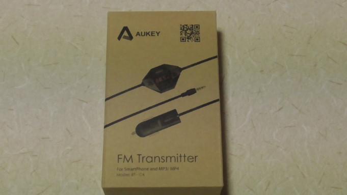 Aukeyのカー用品FMトランスミッターと車載充電器をレビュー 03-04-16-964