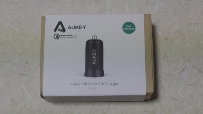 Aukeyのカー用品FMトランスミッターと車載充電器をレビュー3-04-30-482