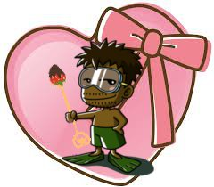 ジプシー小僧2月Valentine