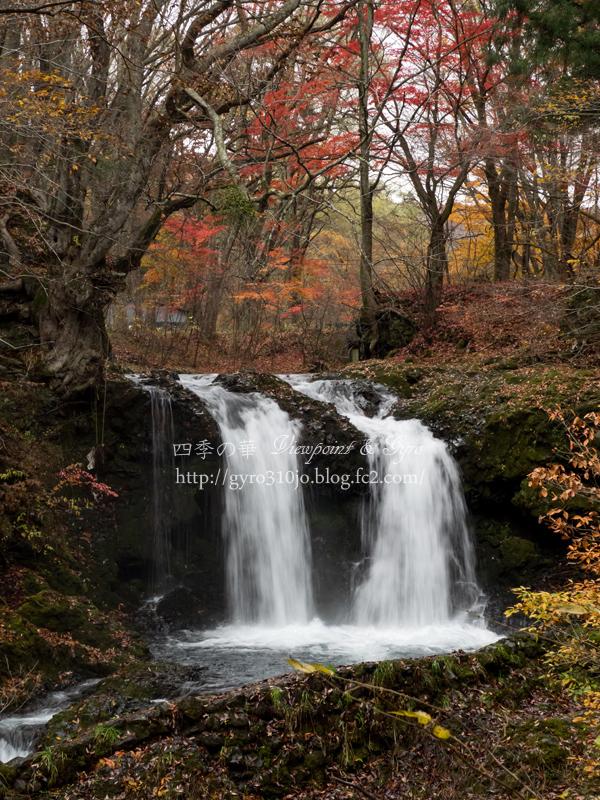鐘山の滝 A