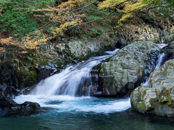 五竜の滝 B