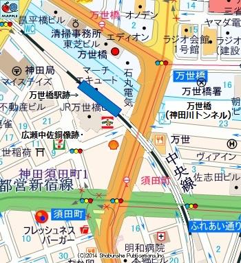 神田川トンネル04