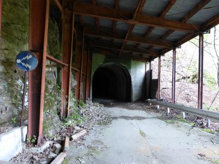立岩隧道11