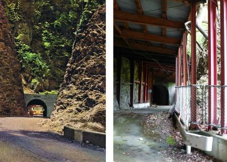 立岩隧道13
