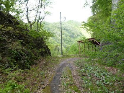 立岩隧道14
