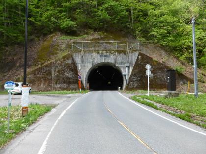 立岩隧道17