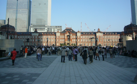 東京駅Suica03