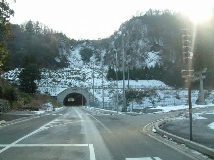 横山隧道11
