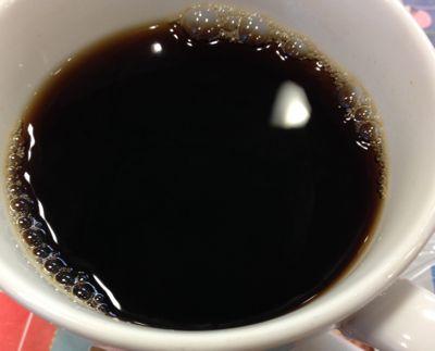 オニポテセット『ホットコーヒー』