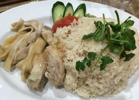 アジア食堂新嘉坡鶏飯 チキンライス