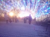 チゑイサー 夜走り 夜景