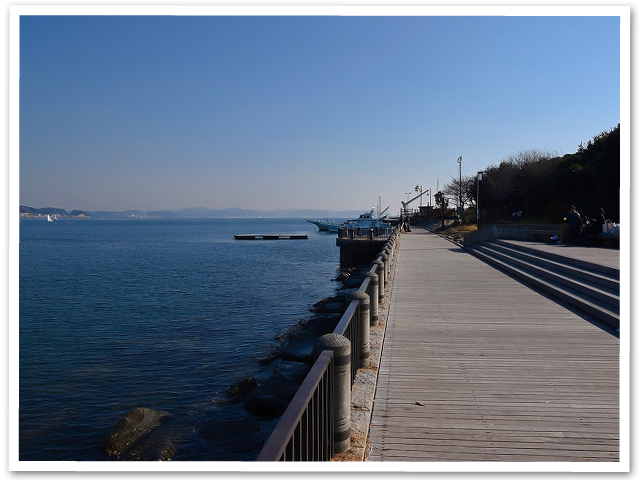 江の島散策
