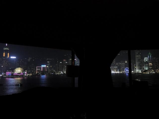 お部屋夜景4