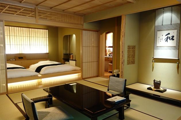 赤沢迎賓館 お部屋3
